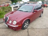 JAGUAR S-TYPE - BJ51ZMY - DIRECT FROM INS CO