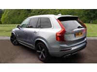 2016 Volvo XC90 2.0 D5 PowerPulse R DESIGN 5dr Automatic Diesel Estate