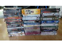 100 x dvds ( 26 sealed ) band of brothers it crowd fawlty towers summer wine