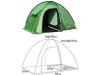 Aztec Merida 2 Man Tent with good headroom