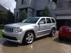 Jeep Cherokee srt-8 2006