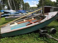 GP14 Dinghy Sailing Boat