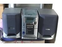 Philips micro cd system