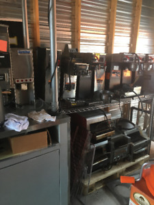 RESTAURANT EQUIPMENT WAREHOUSE SALE
