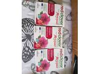 3 packs of Red Clover Isoflavones by Menapace Dated Dec 17