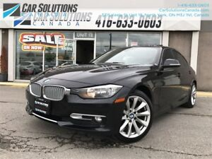2013 BMW 3 Series 320i xDrive-Snroof-Leather