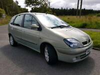 RENAULT SCENIC 1.4 ....ONE YEARS MOT ONLY 62000 MILES