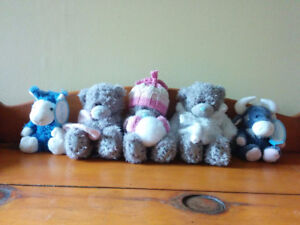 Collectible Me To You and My Blue Nose Friends Plush Toys