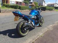 Suzuki Bandit GSF 650 k6 Excellent condition £2150!!!!!!