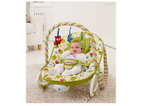 Mothercare Two in One Bouncer & Rocker Owls