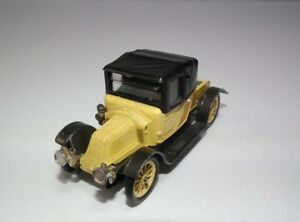 CORGI CLASSIC RENAULT 1910 (Dinky Toys style)