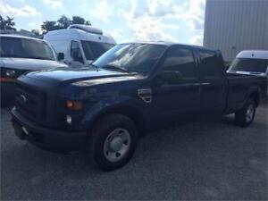2008 Ford F-250 XLT - Crew Cab - Long Box - Diesel