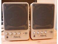 Roland MA-20 Micro Recording Monitors/Speakers