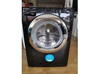 Candy washer dryer GVSW496DCAB 9kg Wash, 6kg Dry, 1400 Spin-Black
