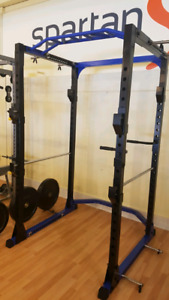 Ultimate Fitness Power Cage