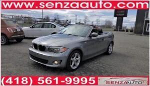 2012 BMW 128I DECAOPTABLE  JAMAIS ACCIDENTEE BALANCE GARANTIE
