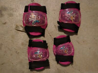 elbow and knee pads boys and girls set