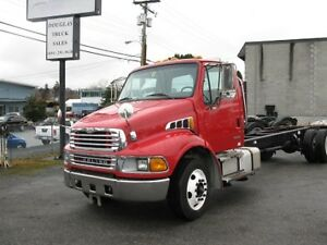 2007 Sterling Acterra Cab & Chassis