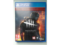 Dead By Daylight - Special Edition / PS4 game - Mint Condition