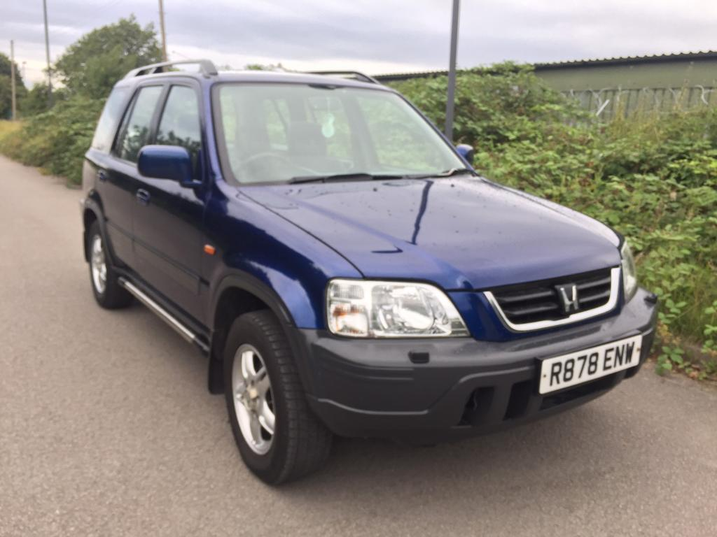 honda cr v 4x4 jeep bargain low mileage in stretford manchester gumtree. Black Bedroom Furniture Sets. Home Design Ideas