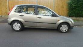FORD FIESTA 1.2 2004 04 LOW MILEAGE