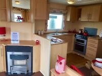 Fantastic value holiday home for sale on 12 month park with sea views on the East Coast, Yorkshire