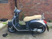 Vespa Gts 125 low mileage