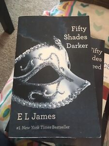 Fifty Shades Darker, and Freed Brand New