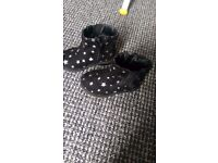 Infant Girls size 4 boots