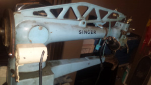 Singer Antique Professional leather cobbler and sewing machine