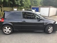 57 plate Renault Megane for sale with one previous owner! MOT due August 2018!!