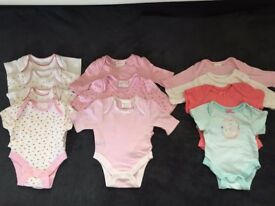 Tiny Baby Girl Clothes Bundle