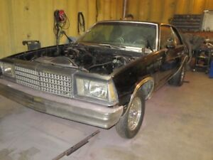parting out 1979 2 door Malibu g/body