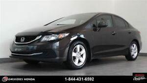 2013 Honda Civic EX toit ouvrant bluetooth