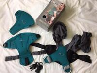 SOLD - Caboo dx+ Baby Carrier +coolpass RRP£95