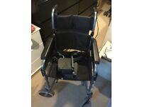 WHEELCHAIR - Escape Lite Manual Wheelchair by DAYS HEALTHCARE