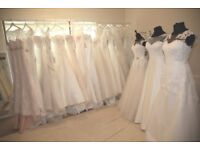A Number of NEW WEDDING DRESSES Top Quality Designer Gowns or Buy Single