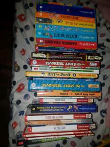 Chapter Books/Novels