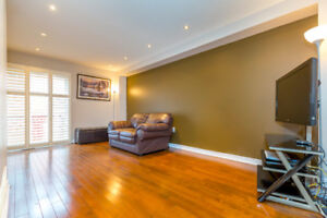 3 Bed room house for rent in the heart of Mississauga