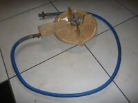 Gas Ring Burner.