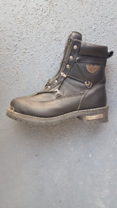 Milwaukee Motorcycle Boots - Mens & Womans