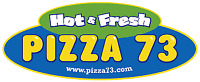 Pizza 73 is Hiring delivery driver