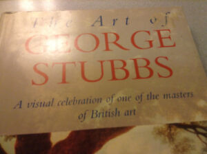 THE ART OF GEORGE STUBBS, A BRITISH MASTER OF ART~ LARGE & IN PR