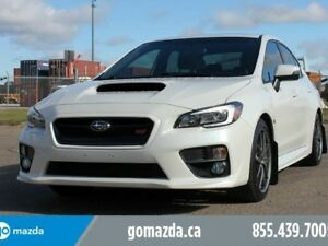 2015 Subaru WRX STI Sport-Tech LEATHER HEATED SEATS SUNROOF NAVI