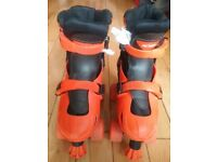 Boys Roller Boots size 33-36