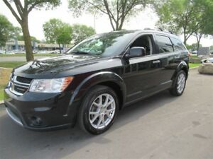 2012 Dodge Journey R/T AWD 7 PASSAGERS SIÉGES EN CUIR