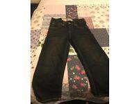 Boys Levi jeans Age 4 New