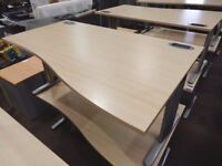 office Desks and chair , 1600mm 31 avalable