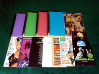 ****TRANSVISION VAMP/WENDY SCRAPBOOKS ALBUMS (X4), PROMO & AND MCA TOUR ITINERARY etc FOR SALE!***