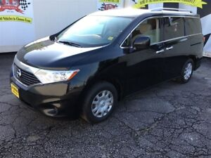 2012 Nissan Quest S, Automatic, Power Windows, Cd Player,